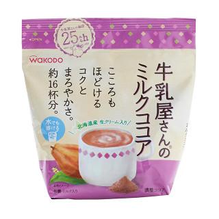 和光堂 牛乳屋さんのミルクココア 250g(約16杯分)