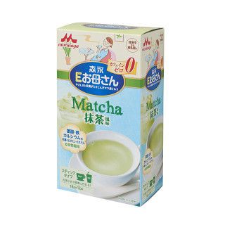 森永 Eお母さん 抹茶風味 18g×12本