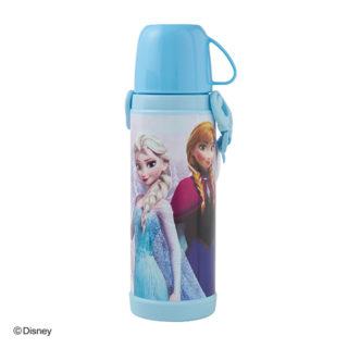 【SmartAngel】 2WAYステンレス水筒II 450 アナと雪の女王