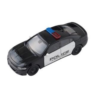 【SmartAngel】 ダイキャストミニカー チャージャーパトカー