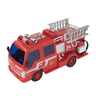 【SmartAngel】 リアルサウンド消防車