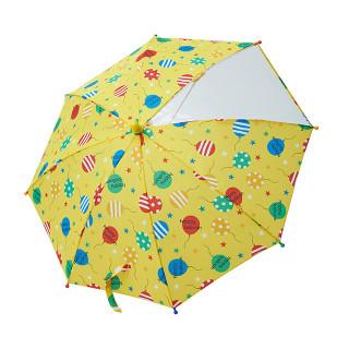 【ELFINDOLL】 手開き傘(バルーン柄)