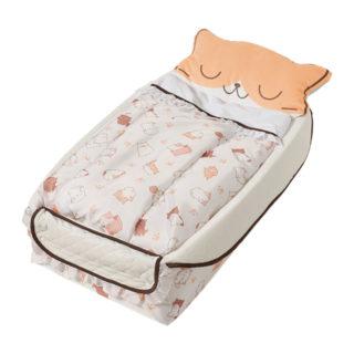 【SmartAngel】 ポータブルベビーベッドセット(子猫)