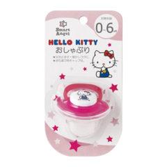 HELLO KITTY おしゃぶり (0ヶ月~6ヶ月)