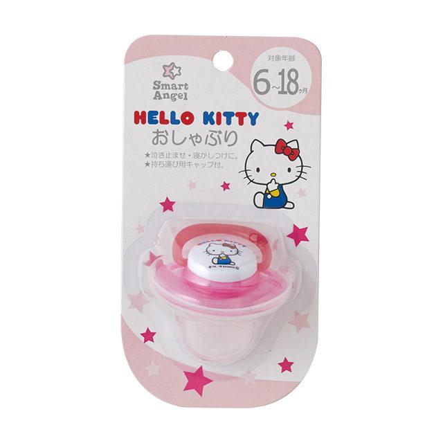 HELLO KITTY おしゃぶり (6ヶ月~18ヶ月)