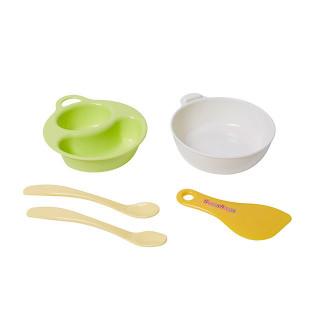 【SmartAngel】 離乳食食器セット