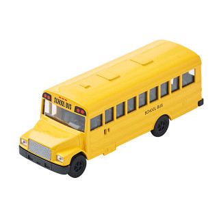 【SmartAngel】 WELLYダイキャストミニカー スクールバス