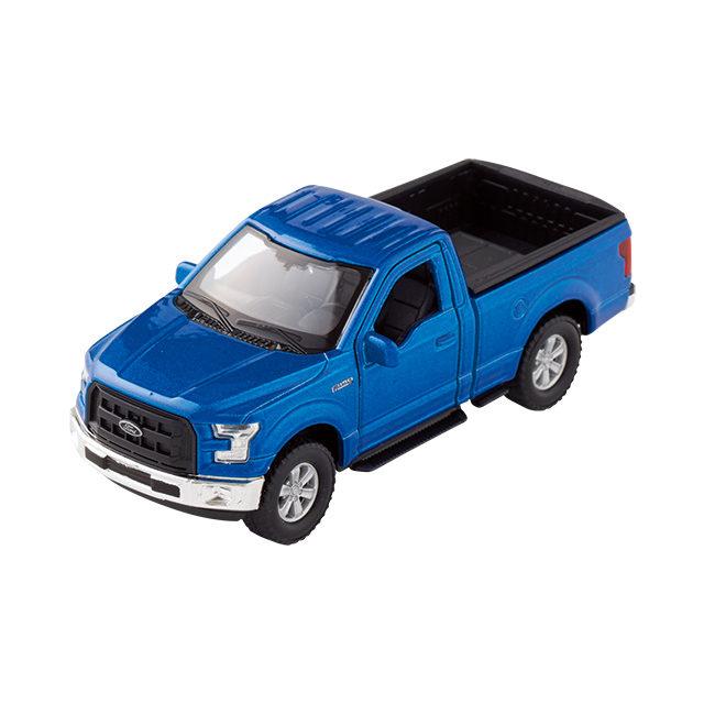 WELLYダイキャストミニカー フォード2015CAB