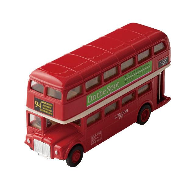 ダイキャストミニカー ロンドンバス