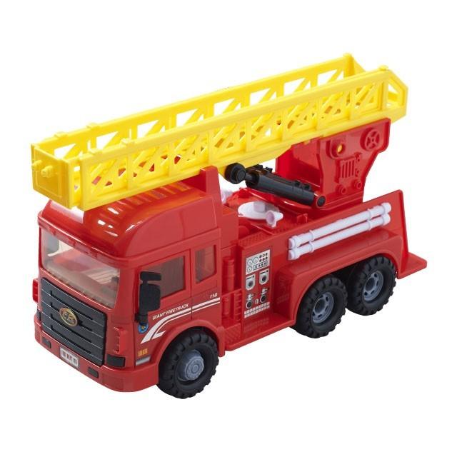 走れ!ジャイアント消防車